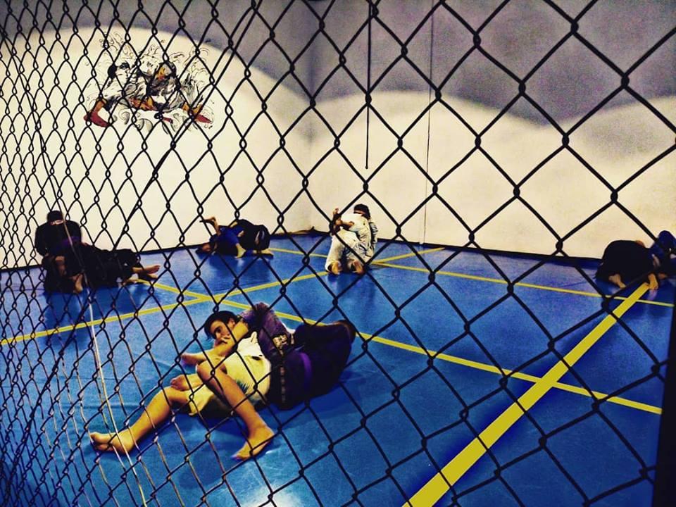 Clases de jiu jitsu en granada en el gimnasio Strong fight and fitness